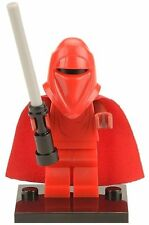 Emperor's Royal Guard  Minifigure Star Wars Fits Lego