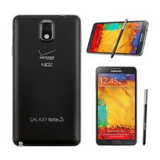 5.7-inch New Samsung Galaxy Note 3 SM-N900V - 32GB Smart phone (Unlocked)- Black