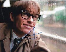 EDDIE REDMAYNE Signed THE THEORY OF EVERYTHING Photo w/ Hologram COA