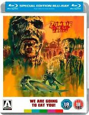 Zombie Flesh Eaters - 2 Disc Blu-Ray - Uncut - Special Edition - Lucio Fulci