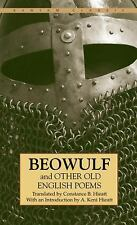 Beowulf and Other Old English Poems Hieatt, Constance Mass Market Paperback
