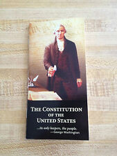 75 UNITED STATES POCKET CONSTITUTION & DECLARATION OF INDEPENDENCE BRAND NEW