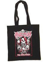 REVEL IN FLESH Pedal Ridden Deathkult Baumwollbeutel Shoppingbag Einkaufstasche