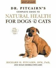 Dr. Pitcairn's Natural Health for Dogs and Cats by Susan Hubble, Susan Hubble...