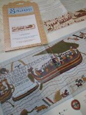 Sajou Museum & Heritage Collection Cross Stitch Chart- Harold's Embarkment