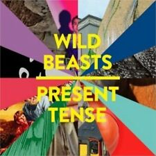 Present Tense by Wild Beasts (Vinyl, LP, New&Sealed, Feb-2014, Domino)