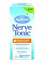 Hyland's Nerve Tonic Stress Relief 100 Tablets Each