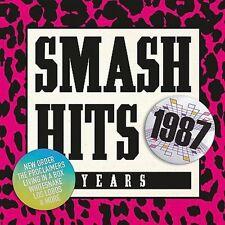 Various - Smash Hits 1987 [New CD] UK - Import