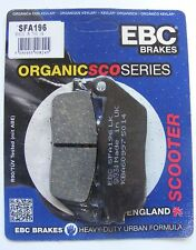 Honda FJS400 Silverwing (2006 to 2008) EBC REAR Brake Pads (SFA196) (1SET)