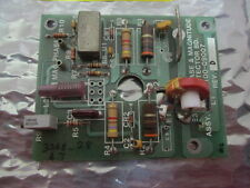AMAT 0100-09007 Phase and Magnitude Detector Board, PCB, FAB 0110-09007, 420410