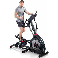Elliptical Fitness Workout Cardio Gym Trainer Exercise Machine Home