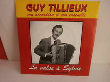 GUY TILLIEUX La valse a Sylvie GTM 70652 ACCORDEON MUSETTE