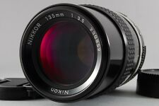 Exc++++ Nikon Ai NIKKOR 135mm f3.5 MF Lens for SLR Film Camera from Japan a110