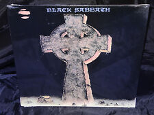 BLACK SABBATH HEADLESS CROSS SEALED 1989 CANADA LP