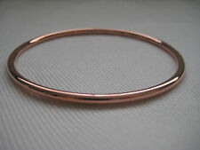 9ct rose gold 16.3g solid slave bangle NEW!!