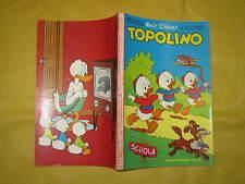 WALT DISNEY TOPOLINO LIBRETTO NUMERO 287 CON PUNTI DEL  CLUB 28 MAGGIO 1961