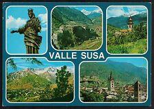AD0713 Torino - Provincia - Valle Susa - Vedute