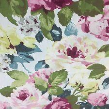 Willoughby verdi tissu par de prestigieux textiles-idéal pour rideaux, coussins