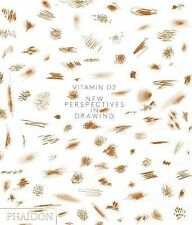 Vitamin D2 : New Perspectives in Drawing by Phaidon Press Editors (2013,...