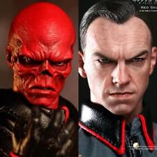 AVENGER CAPTAIN AMERICA RED SKULL HOT TOYS HOTTOYS 1/6 ACTION FIGURE ES AQ2750