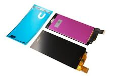 Sony Xperia Z3 compact D5803 LCD Display Touch Screen Glas  Original Cover black