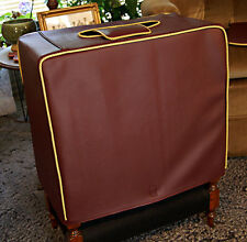 In Stock Burgundy with Tweed Trim Marine Vinyl Cover for Peavey Classic 30 Combo