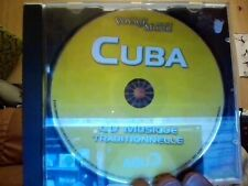 Cuba Cd musique traditionnelle Collection voyage au bout du monde