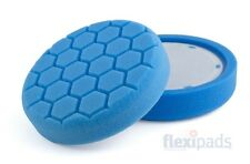 FLEXIPADS BLUE 150mm Hex-Logic Light Clean Glaze Pad AUTHORISED STOCKIST - Flexi