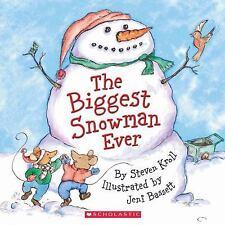 The Biggest Snowman Ever - Audio