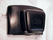 Leicaflex SL Leather Case