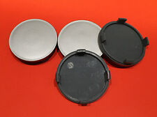 4x New Ø 65mm / 62mm Alloy Wheel Center Centre Hub Caps - PERFECT FITMENT