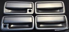 CHEVROLET S-10/GMC SONOMA PICKUP 4DR 1995 - 2003 TFP DOOR HANDLE COVER BRUSHED