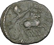 CONSTANTINE I the GREAT Heaven Chariot  Ancient Roman Coin Deification  i37494