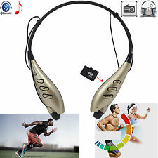 Wireless Bluetooth Headphones Sport Stereo Headset For Apple iPhone 6 7 LG G4 G5