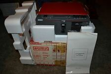 Eumig Made in Italy Sound1 403.010.2 Cassette & Slide Projector COMPLETE VGC!!!