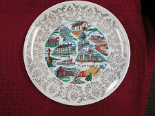 """KENTUCKY STATE COLLECTORS PLATE 9 1/4"""""""