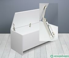 Kesseböhmer Chest hardware MAXI UP Lid support Fold-out support Flap hinge