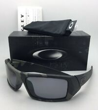 Polarized OAKLEY Sunglasses GASCAN OO9014-03 60-15 MultiCam Black Camo w/ Grey