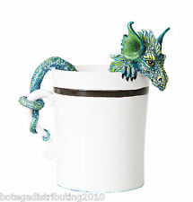 Good Morning Dragon Amy Brown 2015 Collection Coffee Cup Chocolate Sunrise