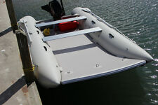 "Theairboat GONFIABILE MINI Catamaran 12 ""High Speed Boat"