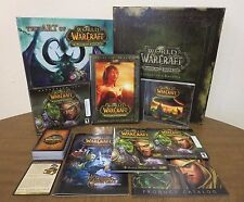 World of Warcraft WoW The Burning Crusade Collector's Edition