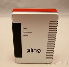 Sling Media SlingLink PART# SL100-100  PowerLine Ethernet Bridge