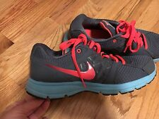 Nike Women's Size 10 Running Shoes Relentless 2 Excellent Gray Blue