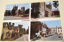 England Wimborne Minster Multi-view C3878X Judges - posted