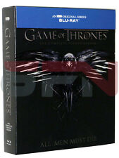 Game of Thrones: The Complete Fourth Season 4 (Blu-ray, 2015, 4-Disc Sets)  NEW!