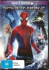 The Amazing Spider-Man 2 - Rise Of Electro (DVD, 2014) Sealed, Region: 2, 4 & 5