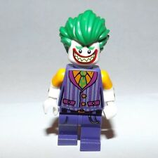 LEGO the movie Batman joker MiniFigure New From Set 70906 minif