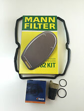 MANN-FILTER HYDRAULIC FILTER+ SEAL + VAICO TRANSMISSION CONNECTOR W202 W203 W204