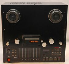 "Vintage Tascam TSR-8 TSR 8 1/2"" Reel to Reel 8 Track Tape Machine / Recorder"