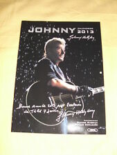 "JOHNNY HALLYDAY Calendrier 2013 ""télé 7 jours"""